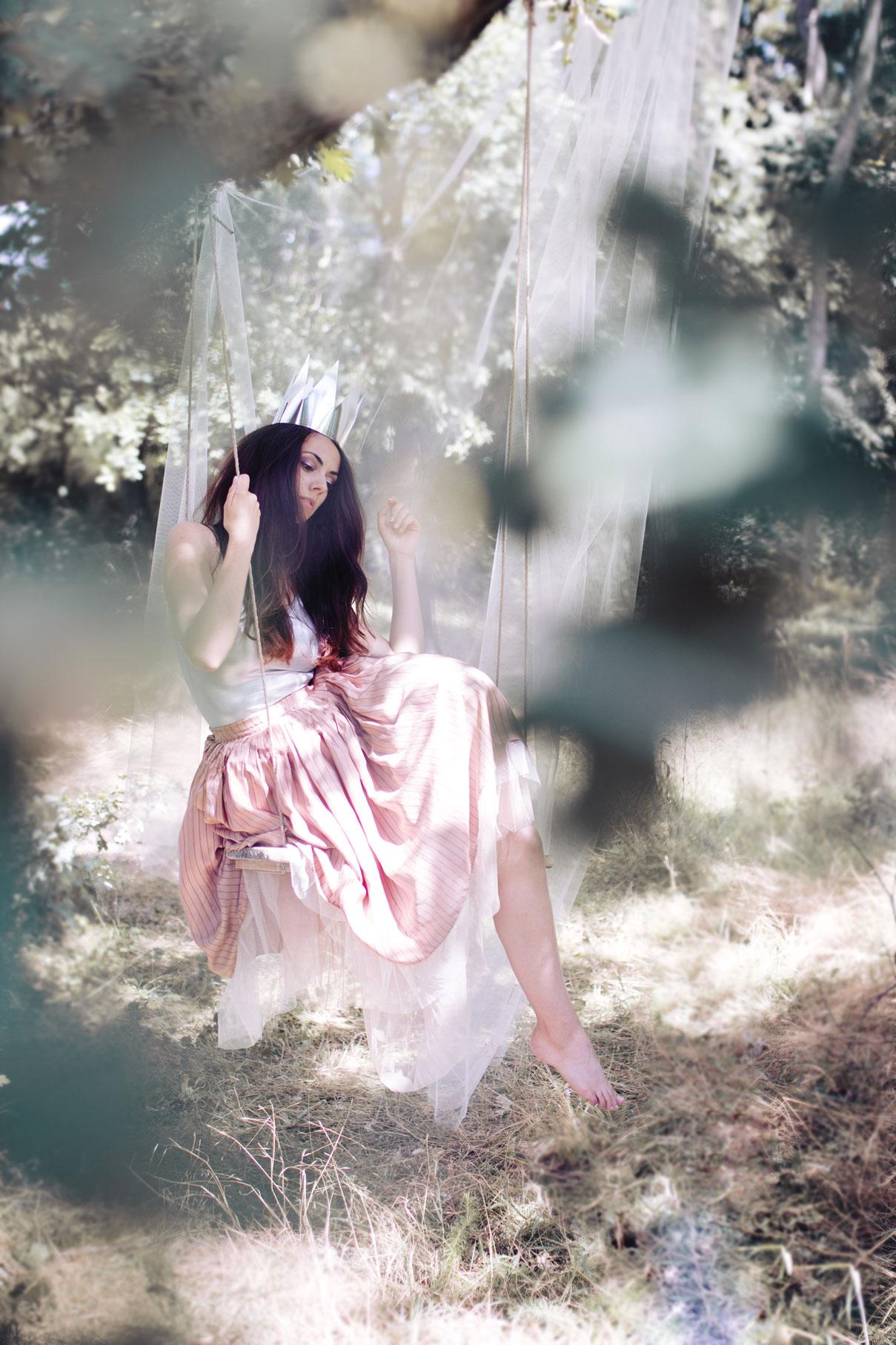 photographe portrait femme mode tours