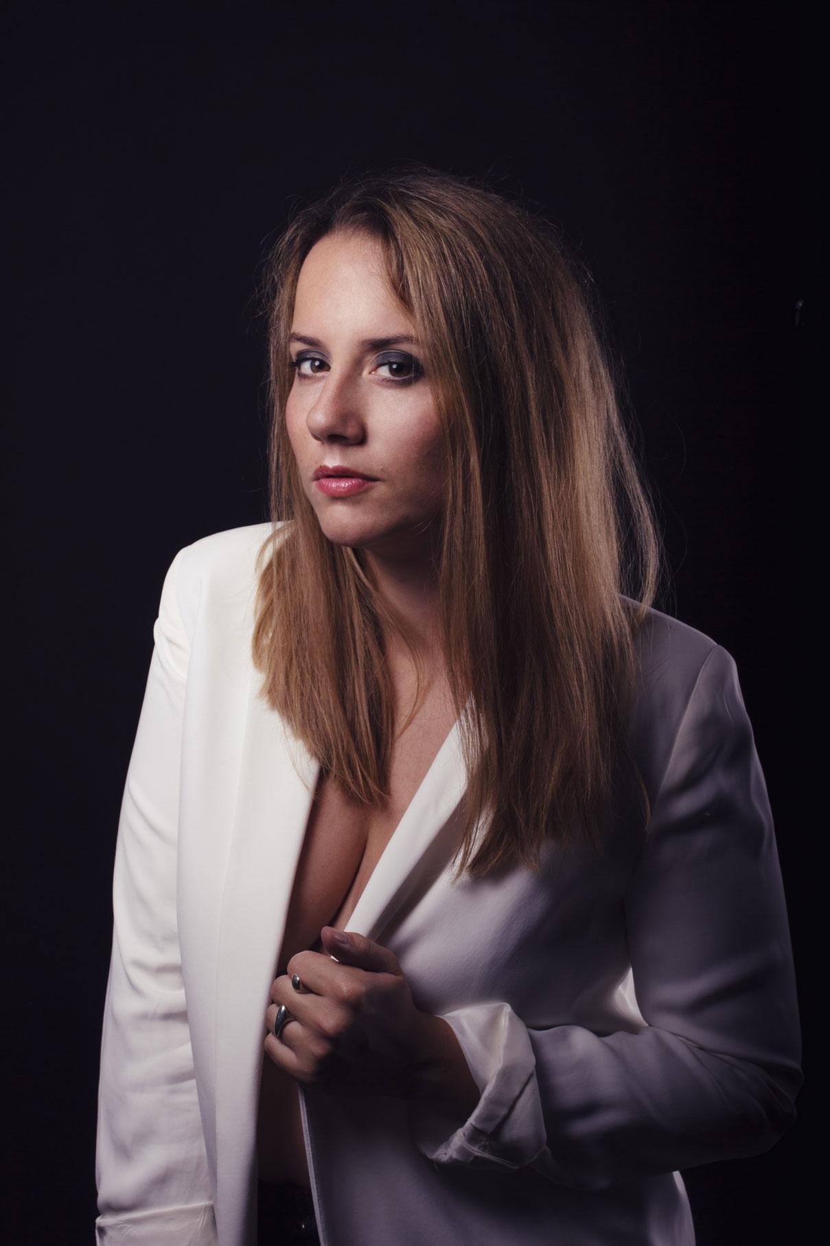 photographe studio tours portrait