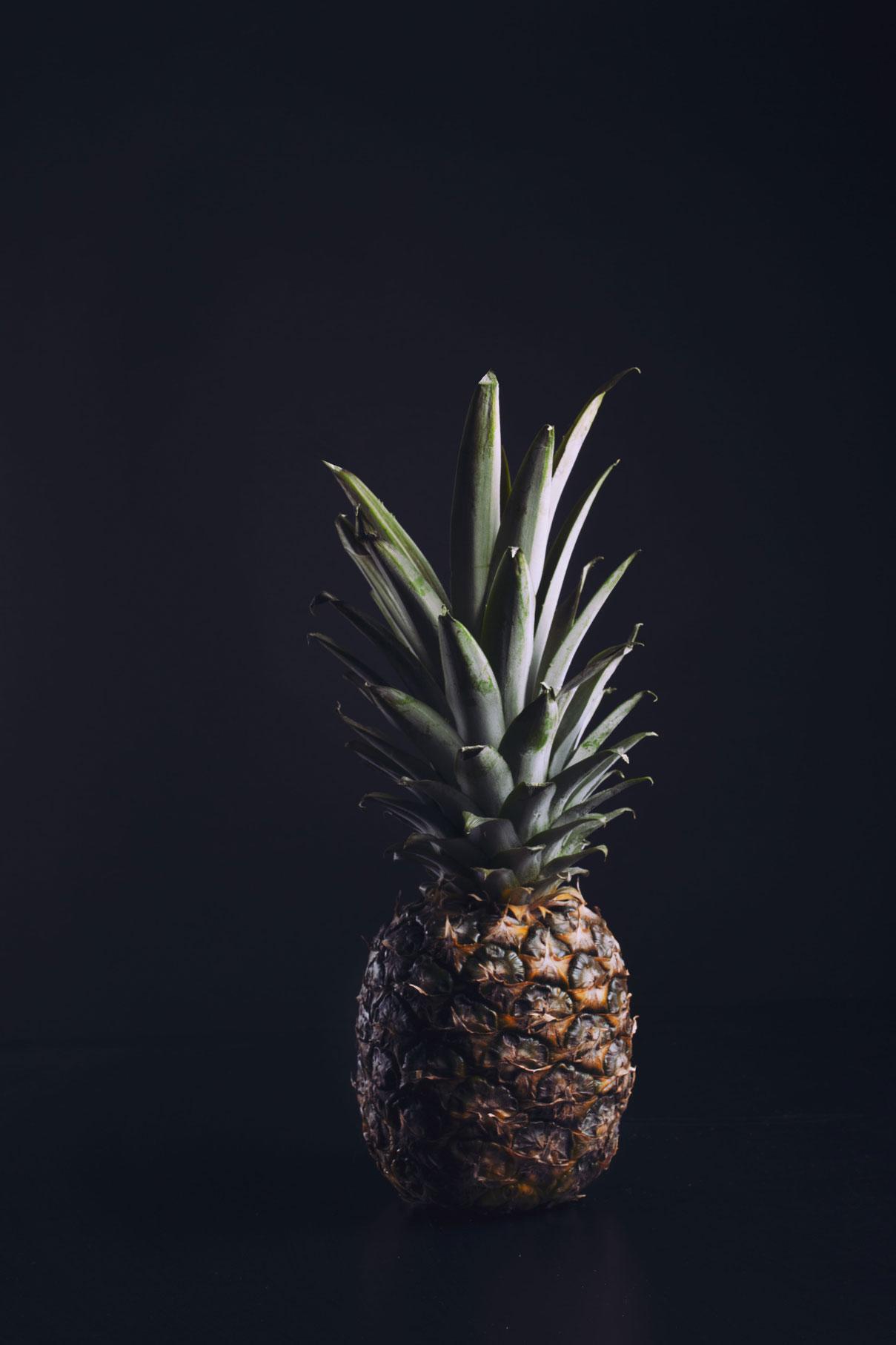 photographe culinaire 37 ananas