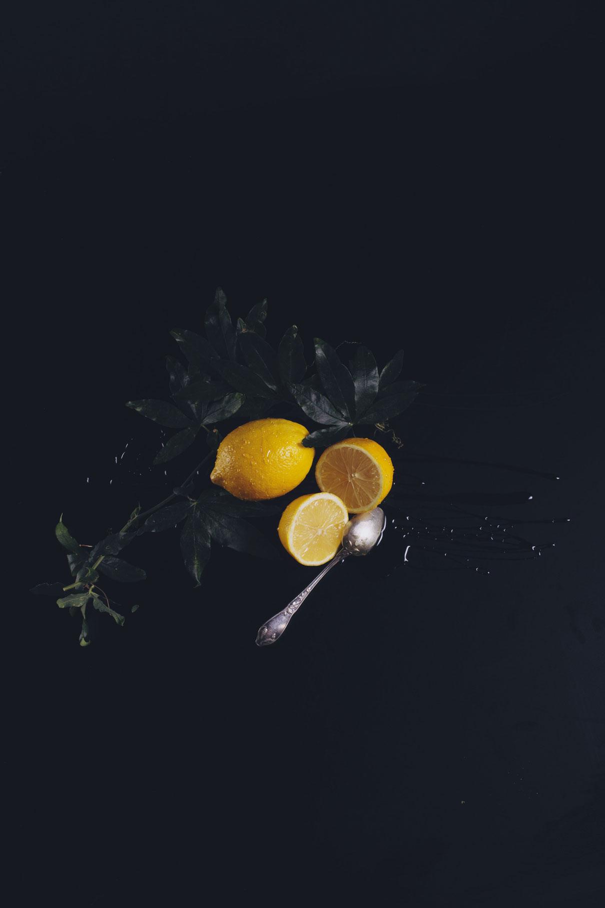 photographe culinaire 37 citrons et miel