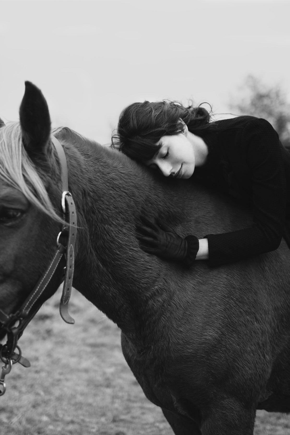 photographe portrait 37 chevaux