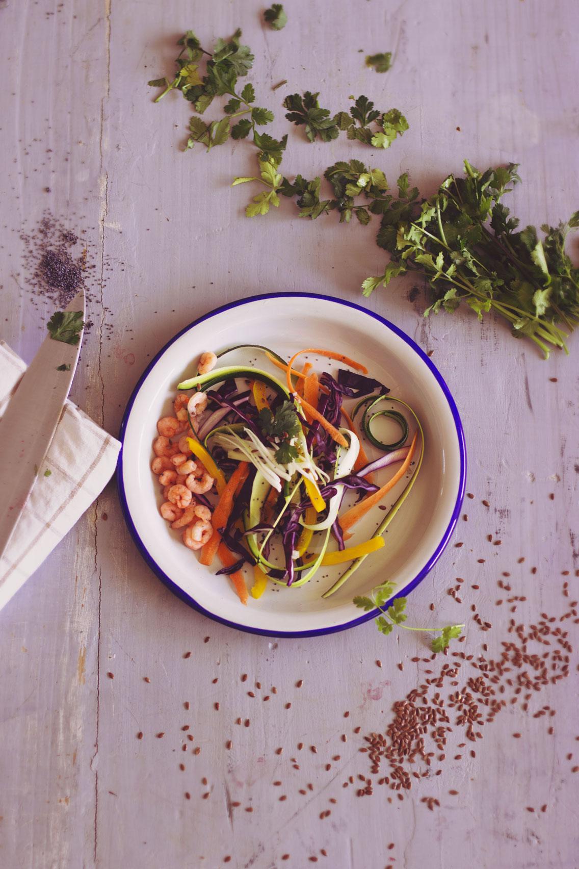 photographie culinaire assiette salade bistrot à tours