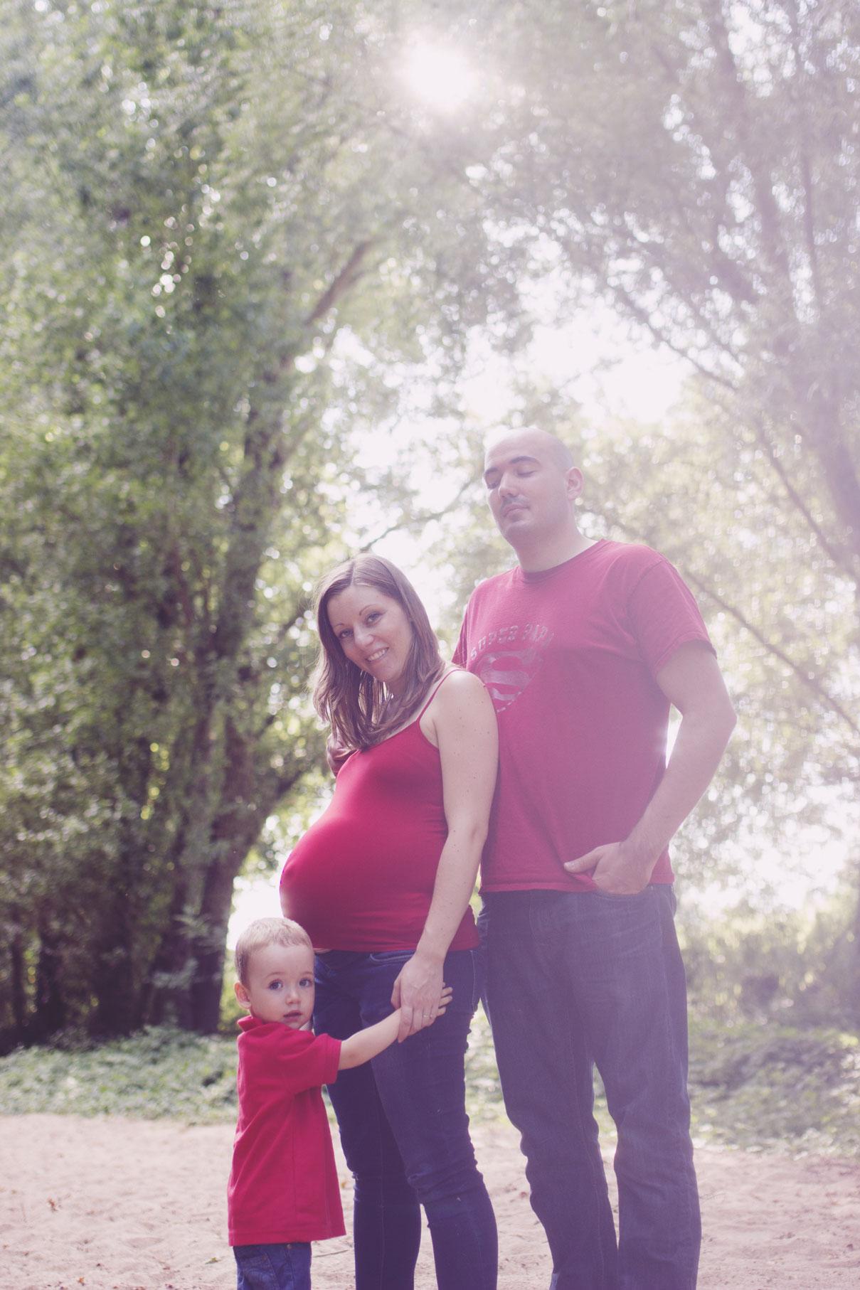 photographe grossesse famille tours