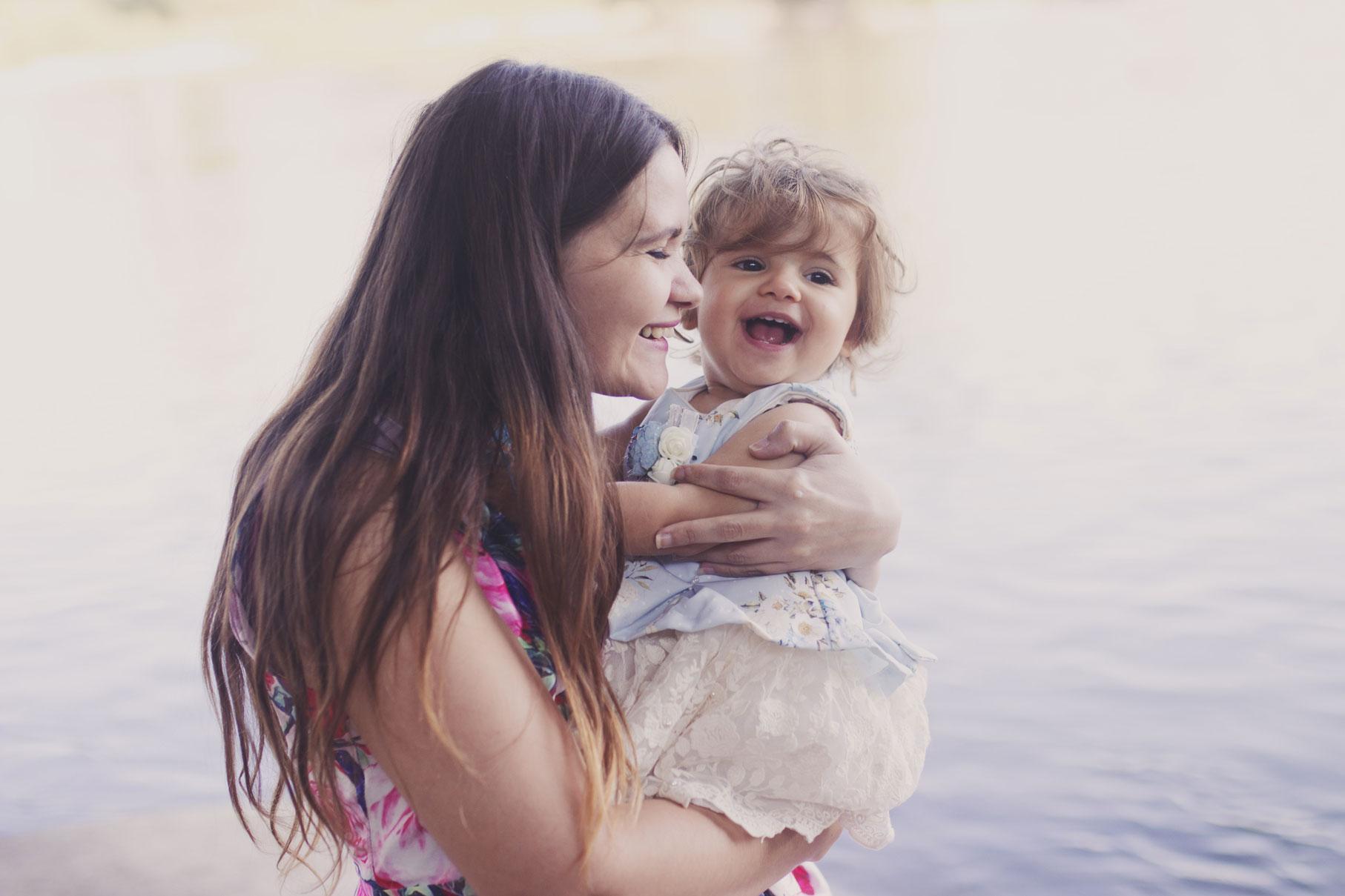 photo mère fille